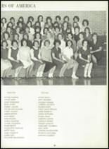 1966 Kirbyville High School Yearbook Page 102 & 103