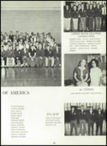 1966 Kirbyville High School Yearbook Page 106 & 107