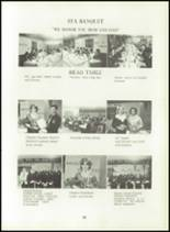 1966 Kirbyville High School Yearbook Page 108 & 109