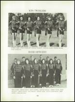 1966 Kirbyville High School Yearbook Page 112 & 113