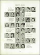 1966 Kirbyville High School Yearbook Page 116 & 117