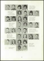 1966 Kirbyville High School Yearbook Page 124 & 125
