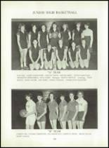 1966 Kirbyville High School Yearbook Page 128 & 129