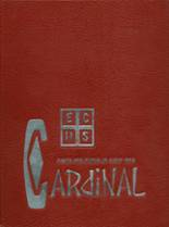 1969 Yearbook East Central High School