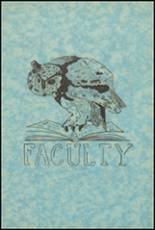1921 Muscatine High School Yearbook Page 14 & 15