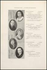 1921 Muscatine High School Yearbook Page 30 & 31