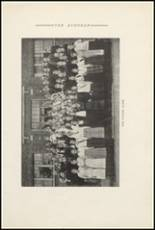 1921 Muscatine High School Yearbook Page 44 & 45