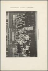 1921 Muscatine High School Yearbook Page 48 & 49