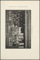1921 Muscatine High School Yearbook Page 52 & 53