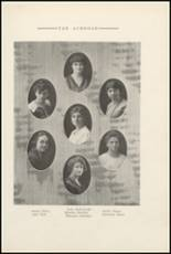 1921 Muscatine High School Yearbook Page 56 & 57
