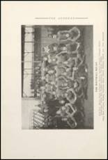 1921 Muscatine High School Yearbook Page 86 & 87