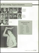 1986 Ruskin High School Yearbook Page 50 & 51