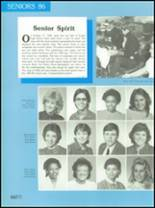 1986 Ruskin High School Yearbook Page 70 & 71