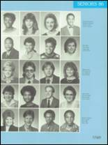 1986 Ruskin High School Yearbook Page 72 & 73