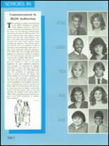 1986 Ruskin High School Yearbook Page 74 & 75