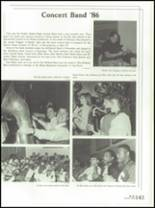 1986 Ruskin High School Yearbook Page 146 & 147