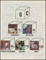 1985 Good Counsel High School Yearbook Page 10 & 11