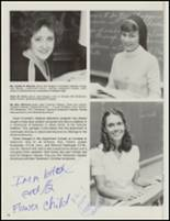 1985 Good Counsel High School Yearbook Page 20 & 21