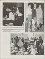 1985 Good Counsel High School Yearbook Page 22 & 23
