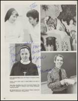 1985 Good Counsel High School Yearbook Page 24 & 25