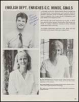 1985 Good Counsel High School Yearbook Page 26 & 27