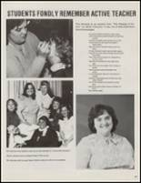 1985 Good Counsel High School Yearbook Page 30 & 31