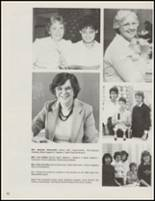 1985 Good Counsel High School Yearbook Page 36 & 37