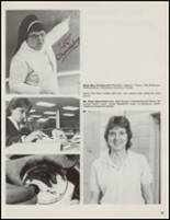 1985 Good Counsel High School Yearbook Page 38 & 39