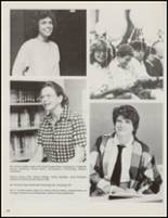 1985 Good Counsel High School Yearbook Page 42 & 43