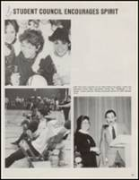 1985 Good Counsel High School Yearbook Page 54 & 55