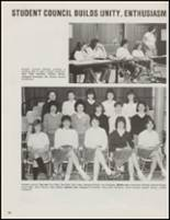 1985 Good Counsel High School Yearbook Page 56 & 57