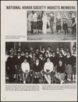 1985 Good Counsel High School Yearbook Page 58 & 59