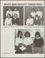 1985 Good Counsel High School Yearbook Page 72 & 73