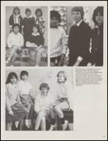 1985 Good Counsel High School Yearbook Page 74 & 75