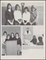1985 Good Counsel High School Yearbook Page 76 & 77