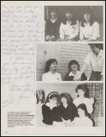 1985 Good Counsel High School Yearbook Page 78 & 79