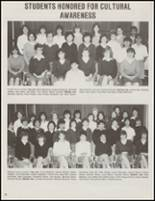 1985 Good Counsel High School Yearbook Page 80 & 81
