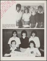 1985 Good Counsel High School Yearbook Page 82 & 83