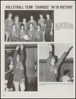 1985 Good Counsel High School Yearbook Page 84 & 85