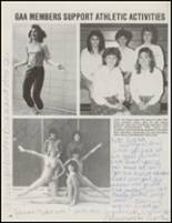 1985 Good Counsel High School Yearbook Page 88 & 89