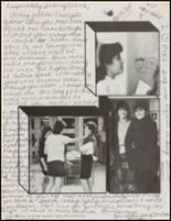 1985 Good Counsel High School Yearbook Page 94 & 95