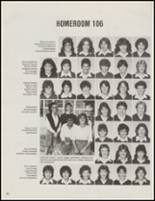 1985 Good Counsel High School Yearbook Page 96 & 97