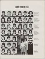 1985 Good Counsel High School Yearbook Page 100 & 101