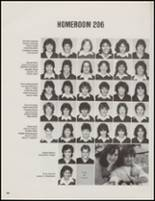 1985 Good Counsel High School Yearbook Page 102 & 103