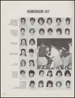 1985 Good Counsel High School Yearbook Page 106 & 107