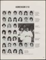 1985 Good Counsel High School Yearbook Page 108 & 109