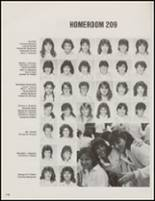 1985 Good Counsel High School Yearbook Page 114 & 115