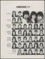 1985 Good Counsel High School Yearbook Page 116 & 117