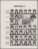 1985 Good Counsel High School Yearbook Page 118 & 119
