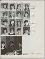 1985 Good Counsel High School Yearbook Page 132 & 133
